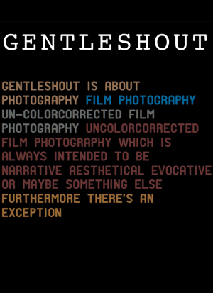 gentleshout_is_about